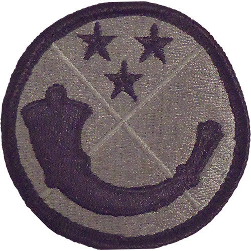 125th Army Reserve Command / ARCOM ACU Patch