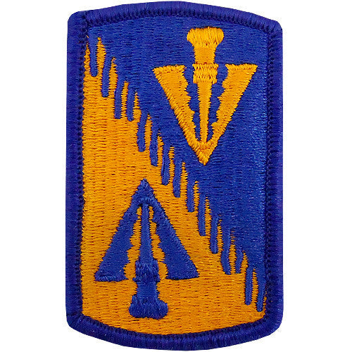 128th Aviation Brigade Class A Patch