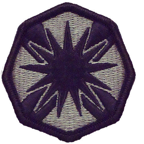 13th Sustainment Command (Expeditionary) ACU Patch