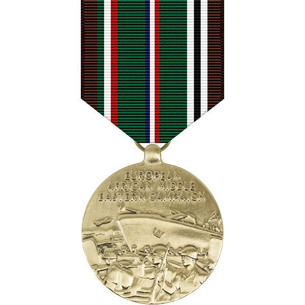 European - African - Middle Eastern Campaign Medal