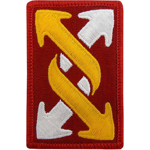 143rd Sustainment Command Class A Patch