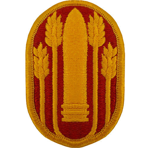 196th Maneuver Enhancement Brigade Class A Patch