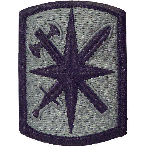 14th Military Police Brigade ACU Patch