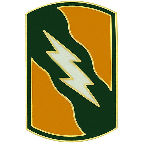 155th Armored Brigade Combat Team Combat Service Identification Badge