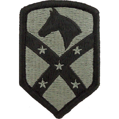15th Sustainment Brigade ACU Patch