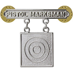 Marine Corps Pistol Qualification Badge
