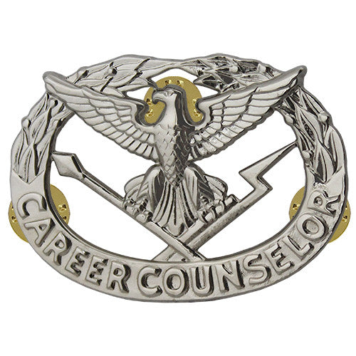 Career Counselor Badge Usamm