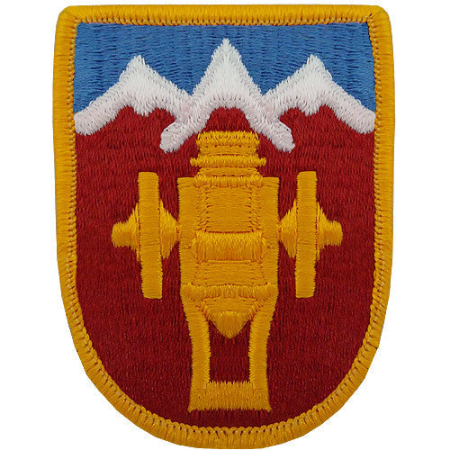 169th Field Artillery Brigade Class A Patch