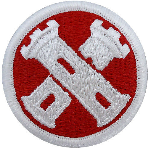 16th Engineer Brigade Class A Patch
