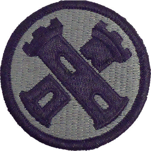 16th Engineer Brigade ACU Patch