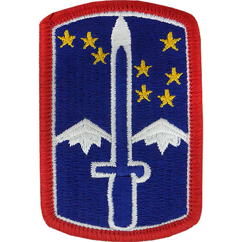 172nd Infantry Brigade Class A Patch