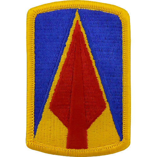 177th Armored Brigade Class A Patch