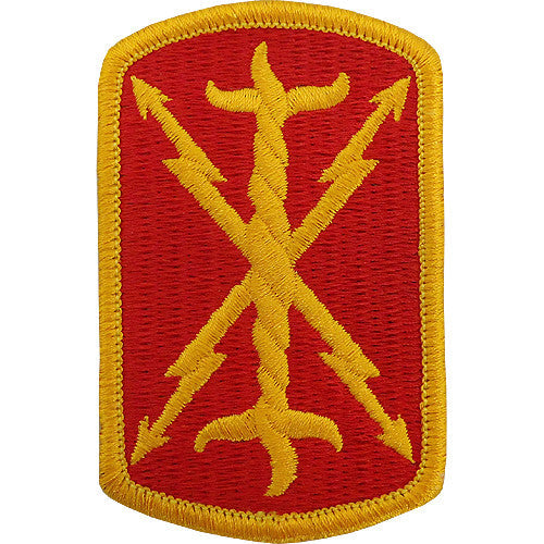 17th Field Artillery Brigade Class A Patch