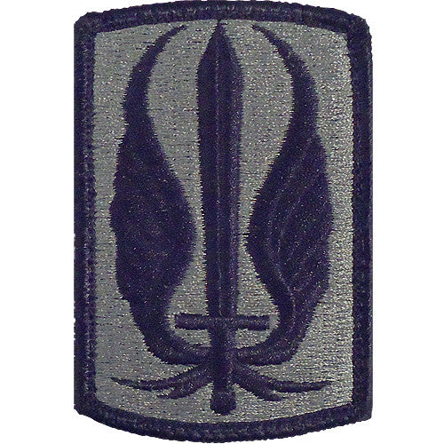 17th Aviation Brigade ACU Patch