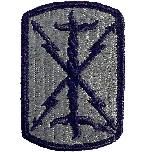 17th Field Artillery Brigade ACU Patch