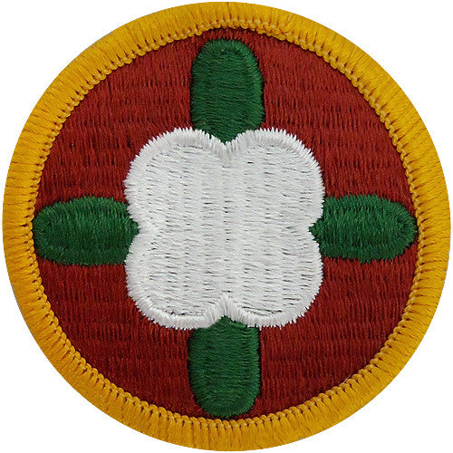 184th Transportation Brigade Class A Patch