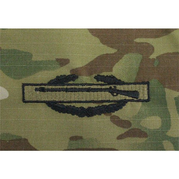 Multicam Scorpion Army Combat Infantry Embroidere Usamm