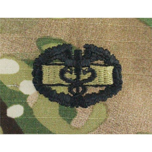 MultiCam/Scorpion (OCP) Army Combat Medic Embroidered Badges