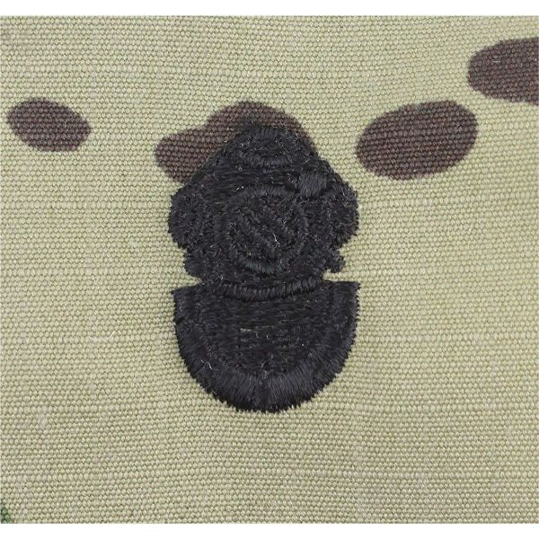 Army Diver MultiCam (OCP) Embroidered Badges 2nd Class