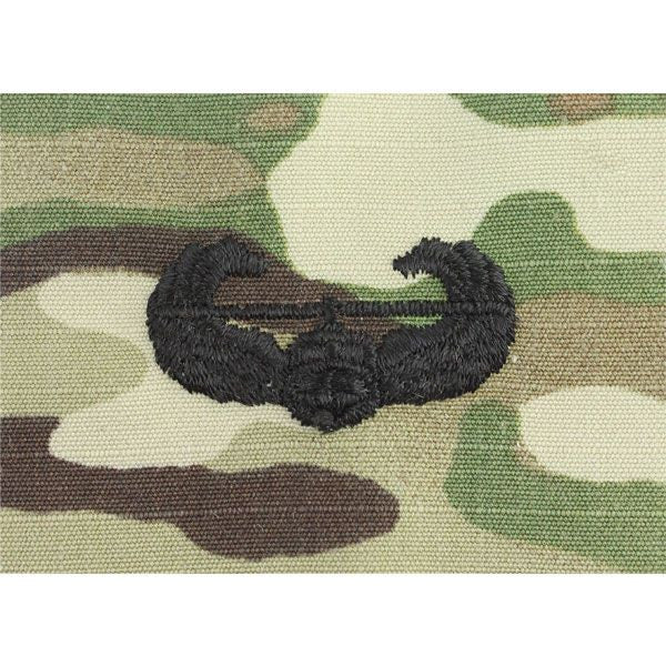 MultiCam/Scorpion (OCP) Army Air Assault Embroidered Badge