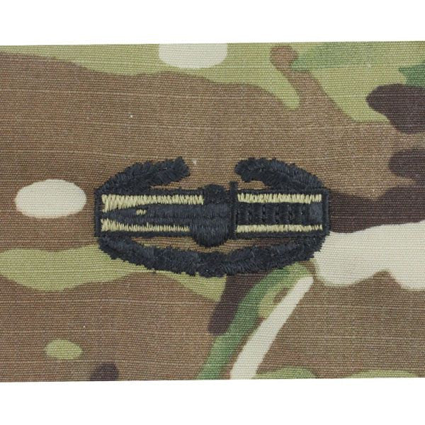 MultiCam/Scorpion (OCP)  Army Combat Action (CAB) Embroidered Badge