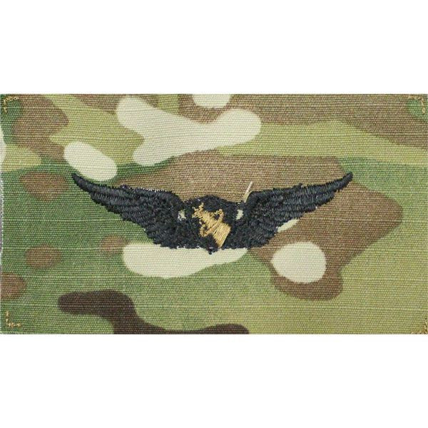 MultiCam/Scorpion (OCP) Army Astronaut Embroidered Badges