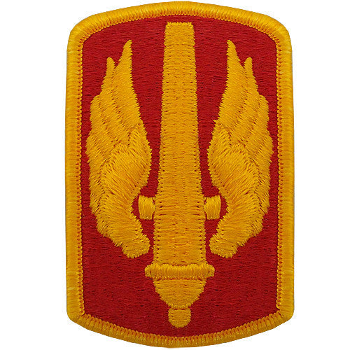 18th Fires Brigade Class A Patch