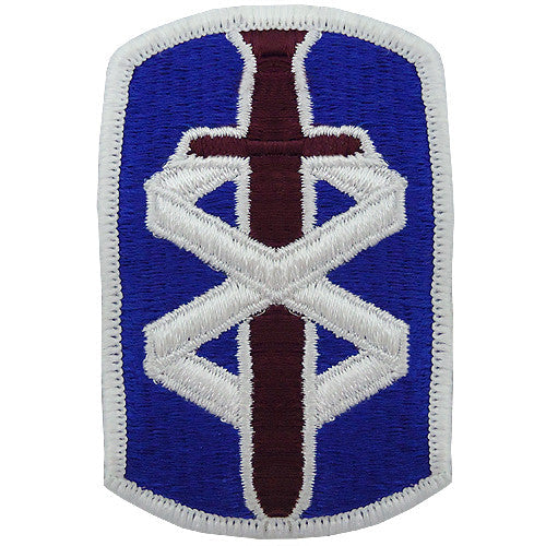 18th Medical Brigade Class A Patch