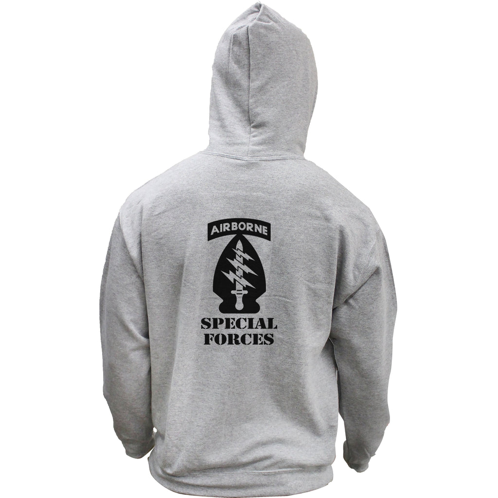 Army Special Forces Subdued Pullover Hoodie