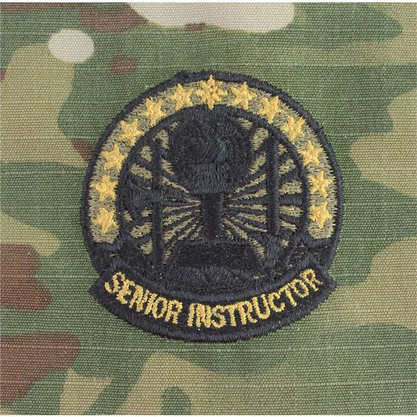 Multicam Scorpion Army Occupational Instructor Ba Usamm
