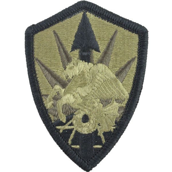 Transportation Command (U.S. Army Element) MultiCam (OCP) Patch