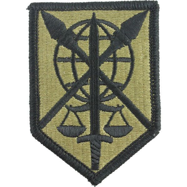 200th Military Police Command Multicam Ocp Patch Usamm