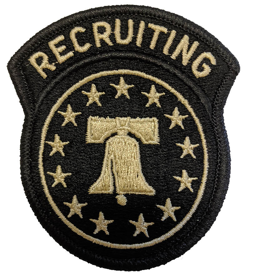 U.S. Army Recruiting Command (USAREC) MultiCam (OCP) Patch