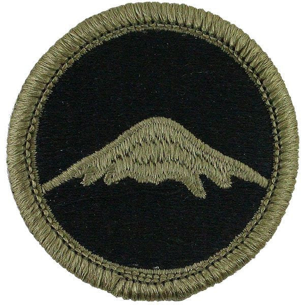 Army Japan (U.S. Forces Far East) Multicam (OCP) Patch