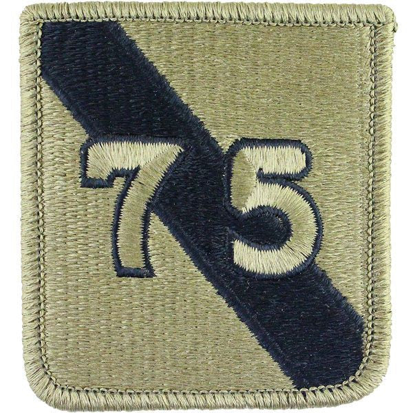 75th Infantry Division Multicam (OCP) Patch