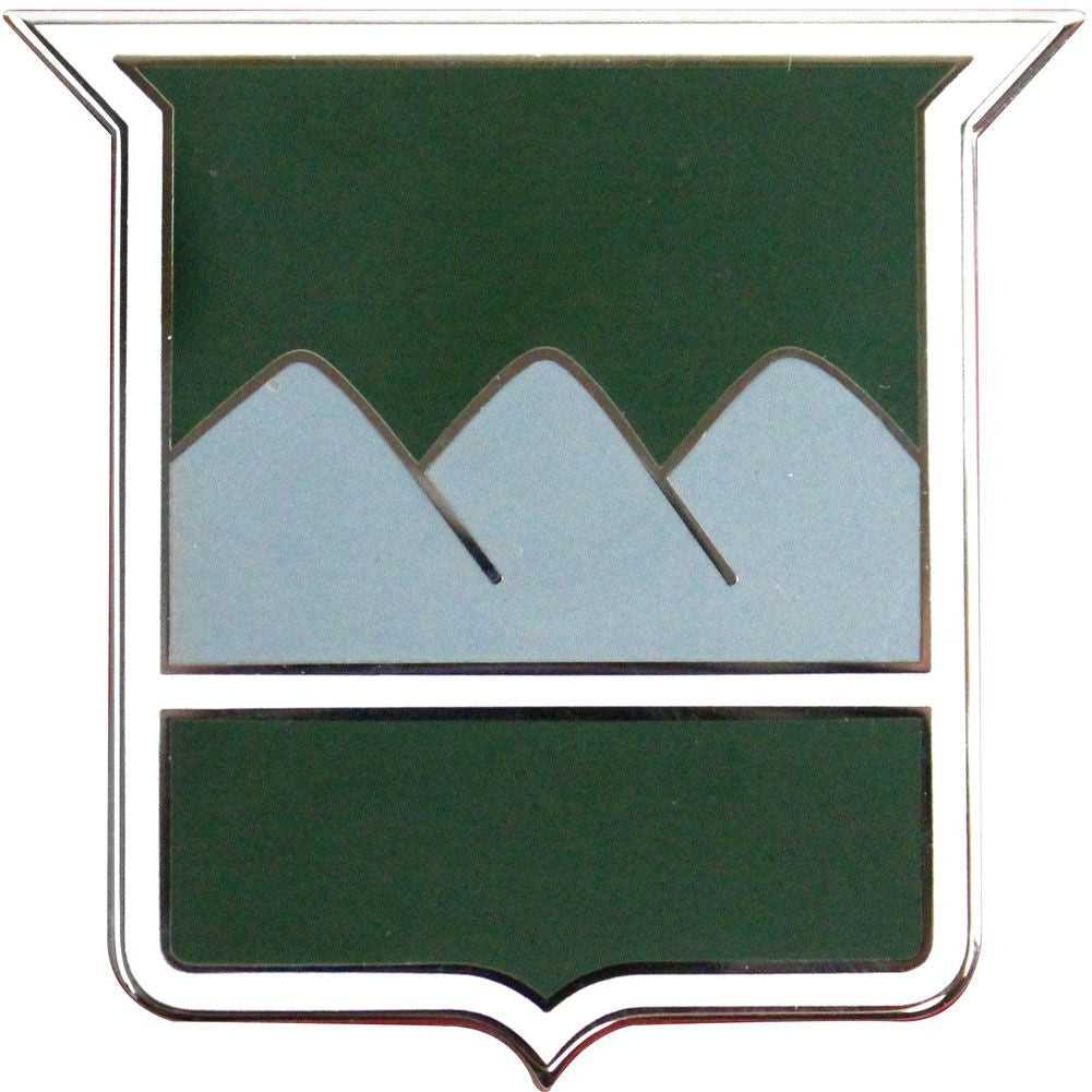 80th Training Command Combat Service Identification Badge