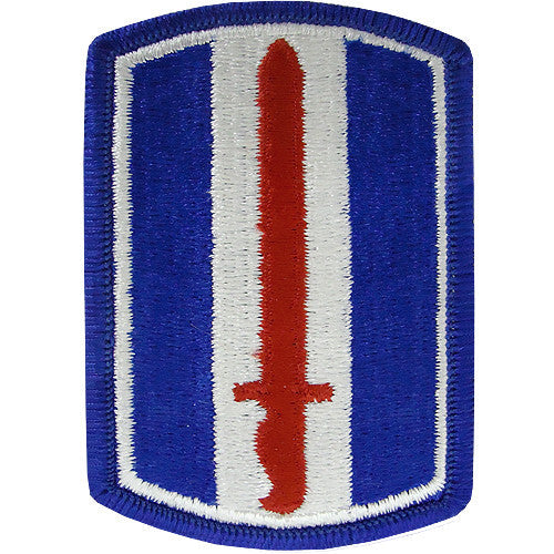 193rd Infantry Brigade Class A Patch