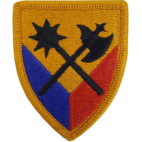 194th Armor Brigade Class A Patch