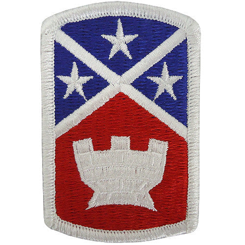 194th Engineer Brigade Class A Patch