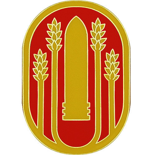 196th Maneuver Enhancement Brigade Combat Service Identification Badge