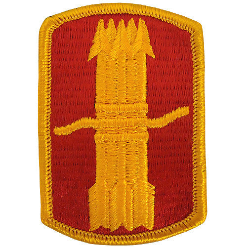 197th Field Artillery Brigade Class A Patch