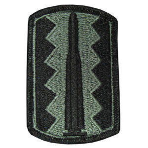 197th Infantry Brigade ACU Patch