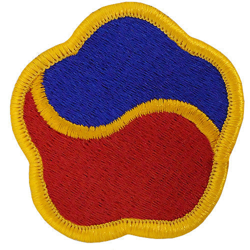 19th Sustainment Command Class A Patch