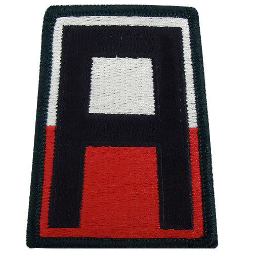 1st Army Class A Patch