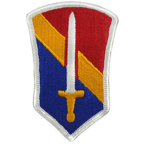 1st Field Force Class A Patch