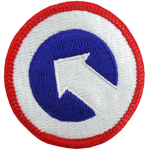 1st Sustainment Command Class A Patch