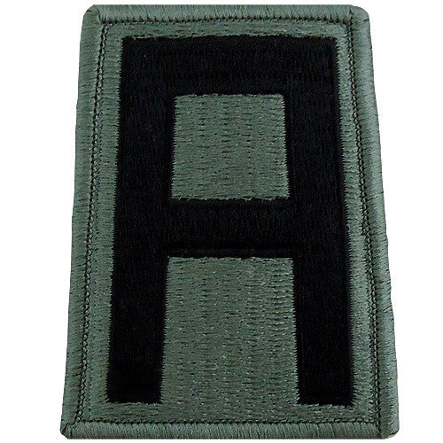 1st ARMY ACU Patch