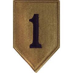 1st Infantry Division MultiCam (OCP) Patch