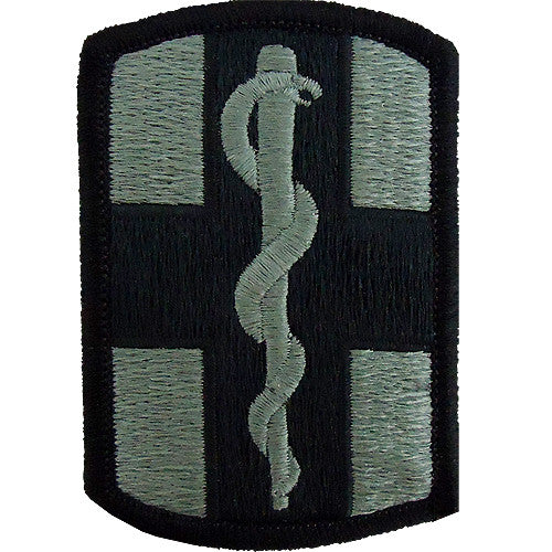 1st Medical Brigade ACU Patch