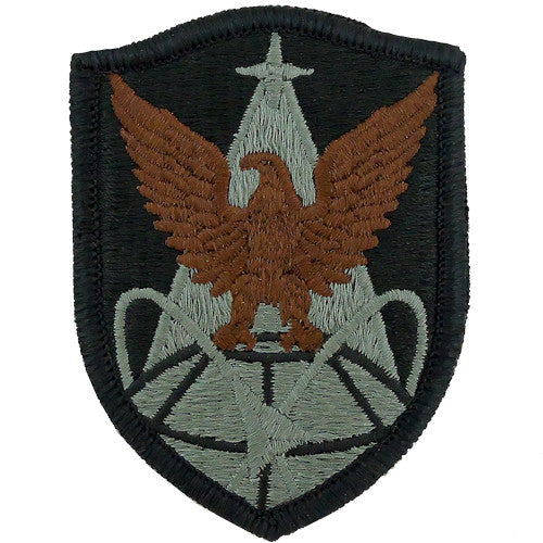 1st Space Brigade ACU Patch